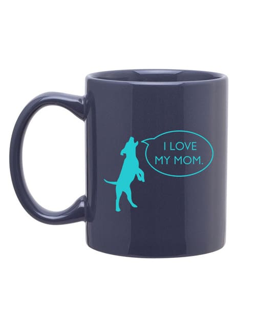 Dog Mom, I love My Mom Mug