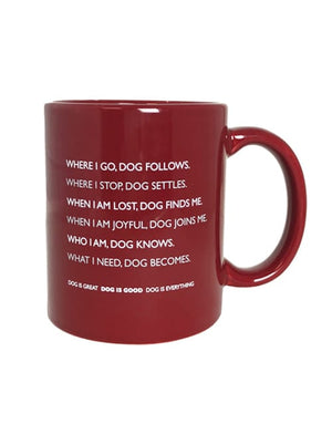 Mug: Dog Codependent