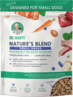 Dr Marty Nature's Blend Small Breed Freeze Dried Dog Food