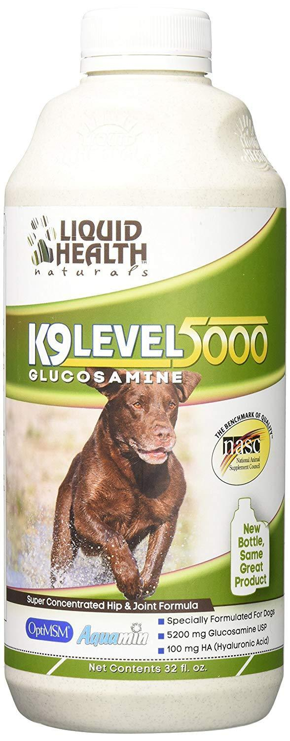 Liquid Health K9 Level 5000 Glucosamine Chondroitin Opti MSM