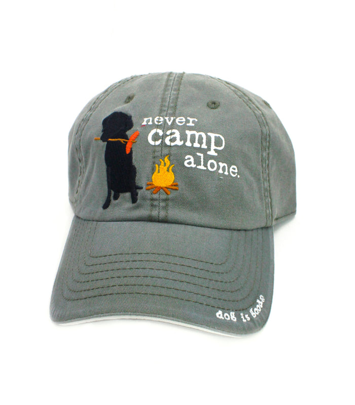 Hat: Never Camp Alone