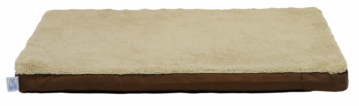 Low Profile Premium Orthopedic Pet Bed with Microtec Sleep Surface