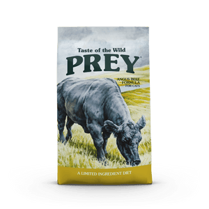 Taste of the Wild Prey Angus Beef Cat Food