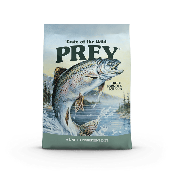 Taste of the Wild Prey Trout Dog Food