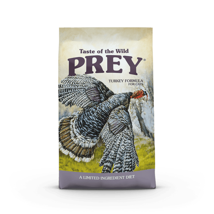 Taste of the Wild Prey Turkey Cat Food