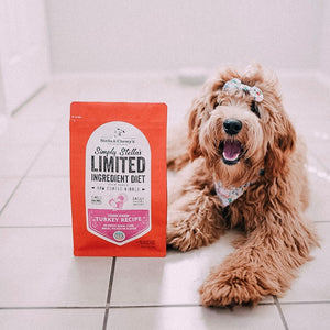 Stella & Chewy's Limited Ingredient Raw-Coated Turkey Dry Dog Food