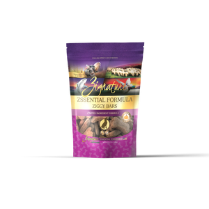 Zignature Ziggy Bars Zssential Dog Treats