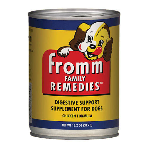 Fromm Family Remedies™ Digestive Support Chicken Formula Supplement for Dogs