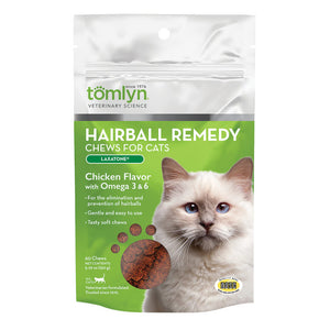 Tomlyn Hairball Remedy Cat Chews