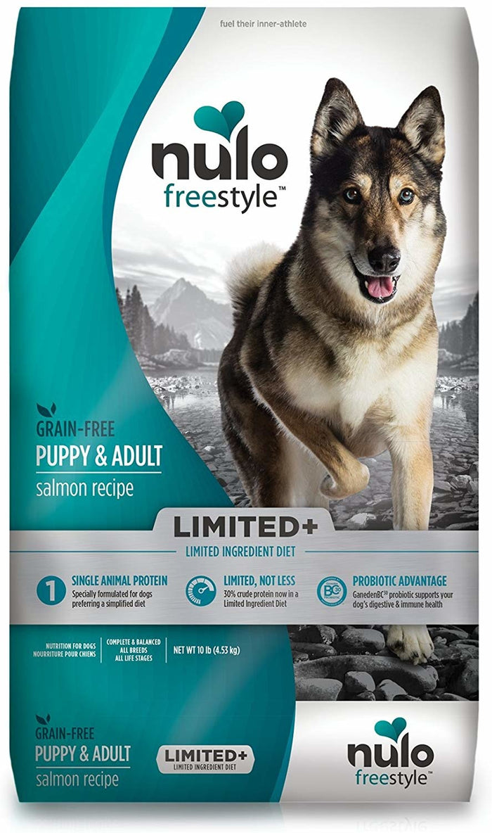 Nulo Freestyle Limited Ingredient Diet Salmon Dog Food