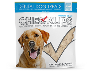 Checkups Dental Dog Treats