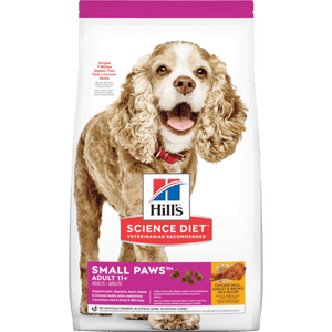 Hill's Science Diet Senior 11+ Small Paws Chicken Meal, Barley & Brown Rice Recipe Dry Dog Food