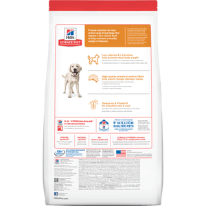 Hill's Science Diet Adult Light Large Breed with Chicken Meal & Barley Dry Dog Food