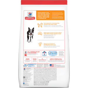 Hill's Science Diet Adult Light Small Bites with Chicken Meal & Barley Dry Dog Food