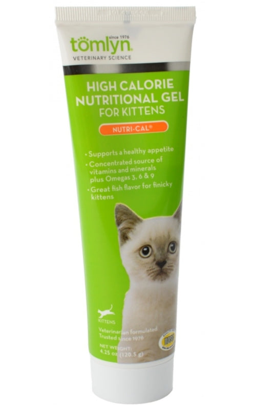 Tomlyn High Calorie Nutritional Gel for Kittens