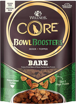 Wellness CORE Bowl Boosters Grain Free Pure 100% Turkey Dog Topper