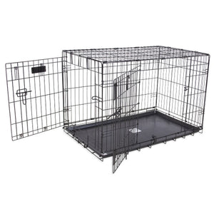Precision Pet ProValu 2 Door Wire Crate