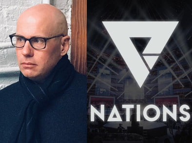 We Are Nations CEO Patrick Mahoney's DIY Journey from Punk Rock to Esports