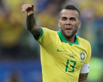 We Are Nations partners with Dani Alves' organisation Good Crazy