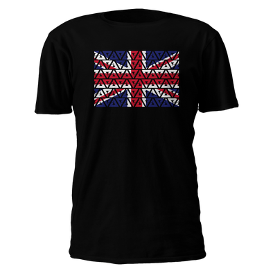 UK Logo Flag Tee - We Are Nations