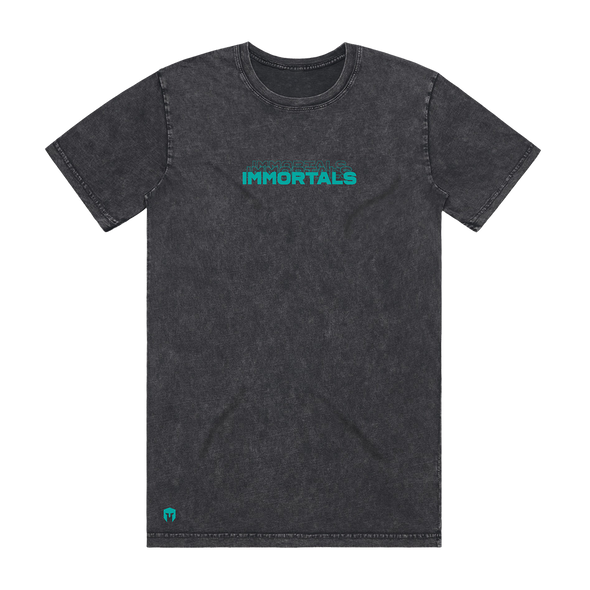 Immortals Repeat Script Tee