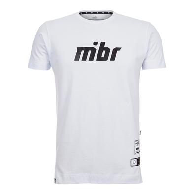 MiBR Wall T-shirt - White