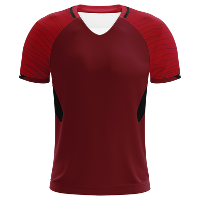 Pro Plus Hybrid V Jersey - Red - We Are Nations