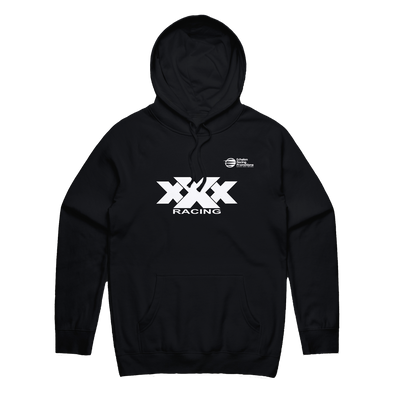 Echelon x Triple X Racing - Bold Hoodie - Black