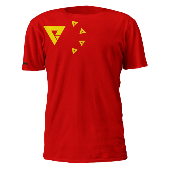 Chinese Logo Flag Tee - We Are Nations