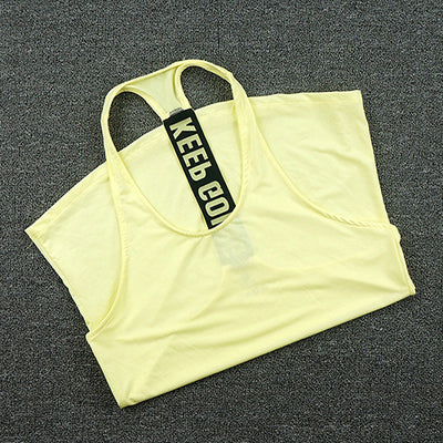 Keep Going Women's Tank Top - All in Fitness Shop