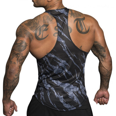 Rage Men's Tank Top - All in Fitness Shop