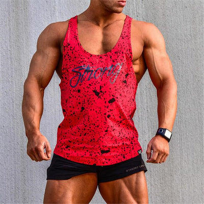 Vigor Men's Tank Top - All in Fitness Shop