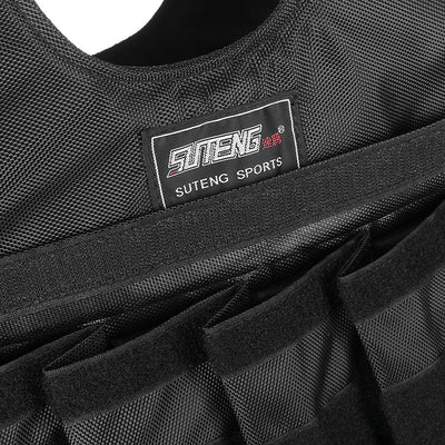 110 Lbs Weighted Vest - All in Fitness Shop