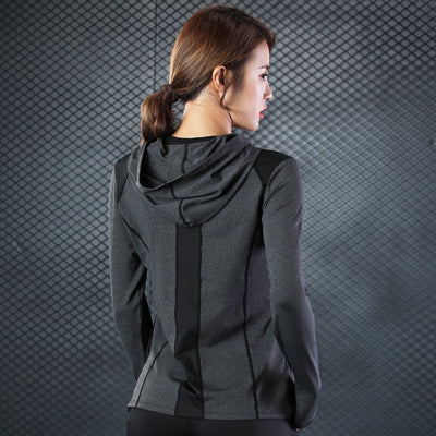 Zeal Women's Hoodie - All in Fitness Shop