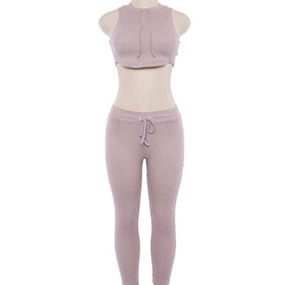 Luscious Women's 2 Piece Set - All in Fitness Shop