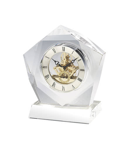Crystal Clocks - GiftsEngraved