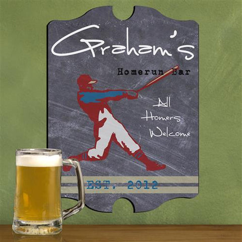 Vintage Sports Man Cave Pub and Tavern Signs - THOMERUN - GiftsEngraved