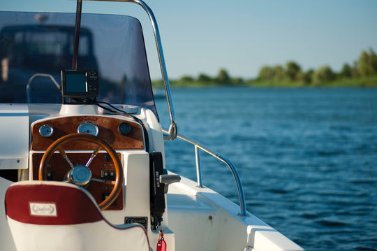 Making sure your boat is clean, virus-free, and ready to go…