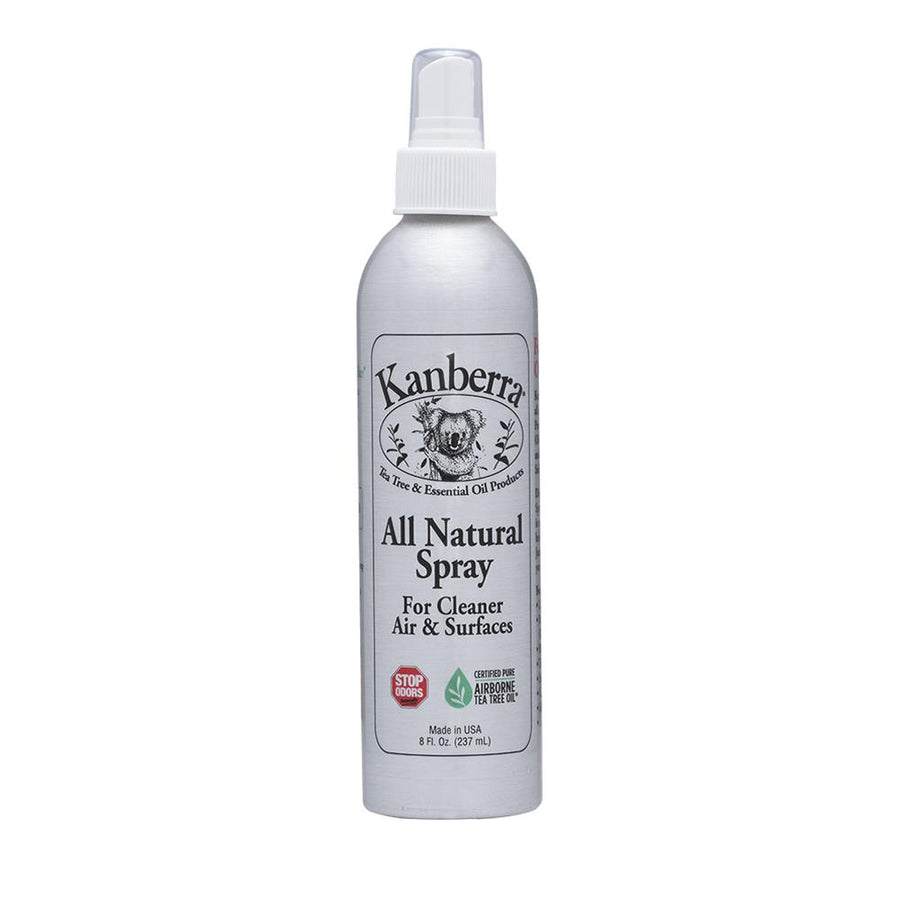 Kanberra All-Natural Spray Made with Tea Tree