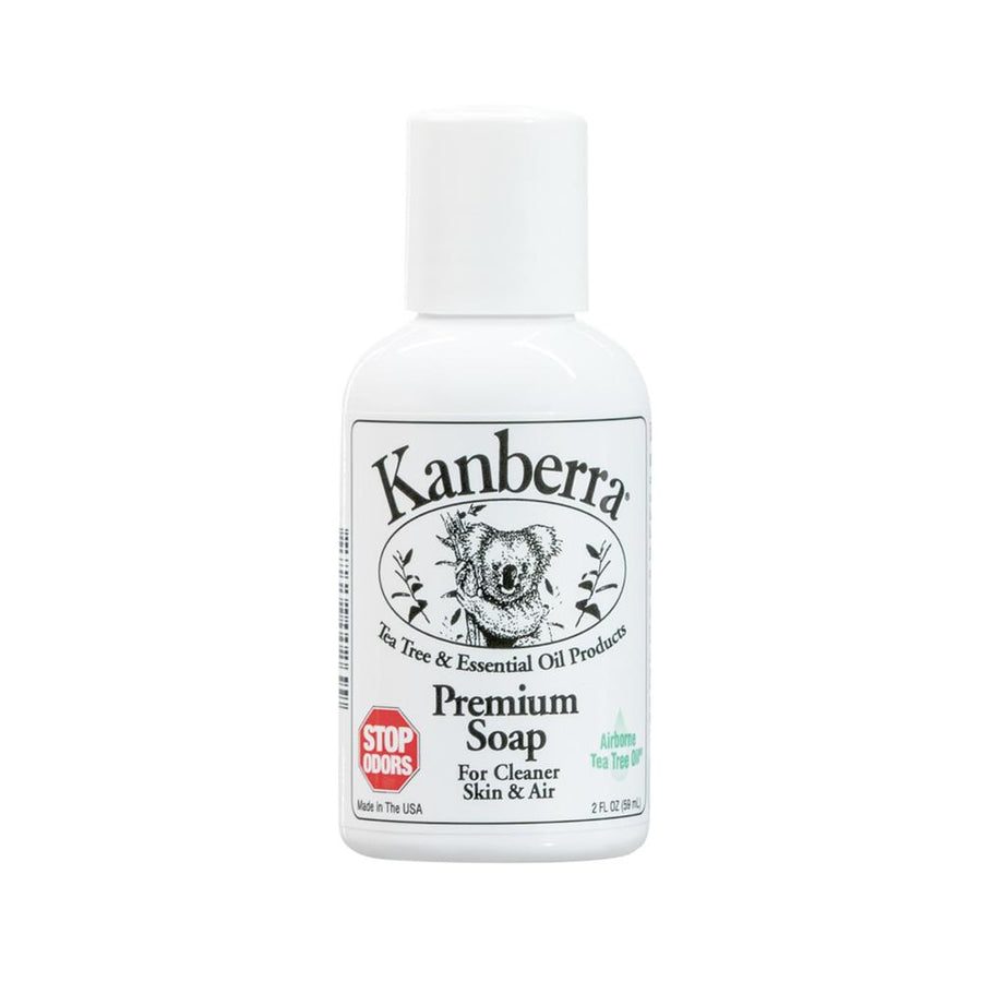 Kanberra Premium Soap Made with Tea Tree