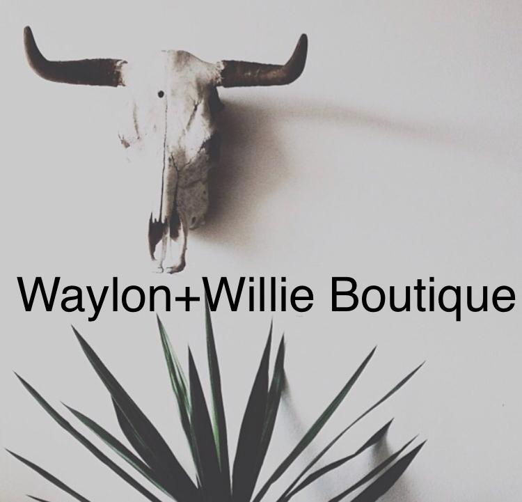 Gift Card - Waylon + Willie Boutique