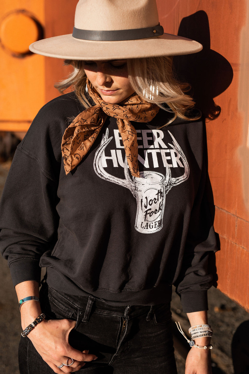 Beer Hunter Sweatshirt