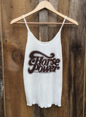 Horse Power Sissy Tank