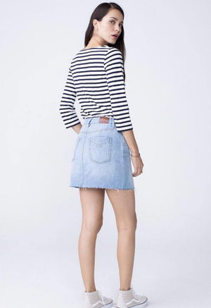Nico High Waisted Skirt - Waylon + Willie Boutique