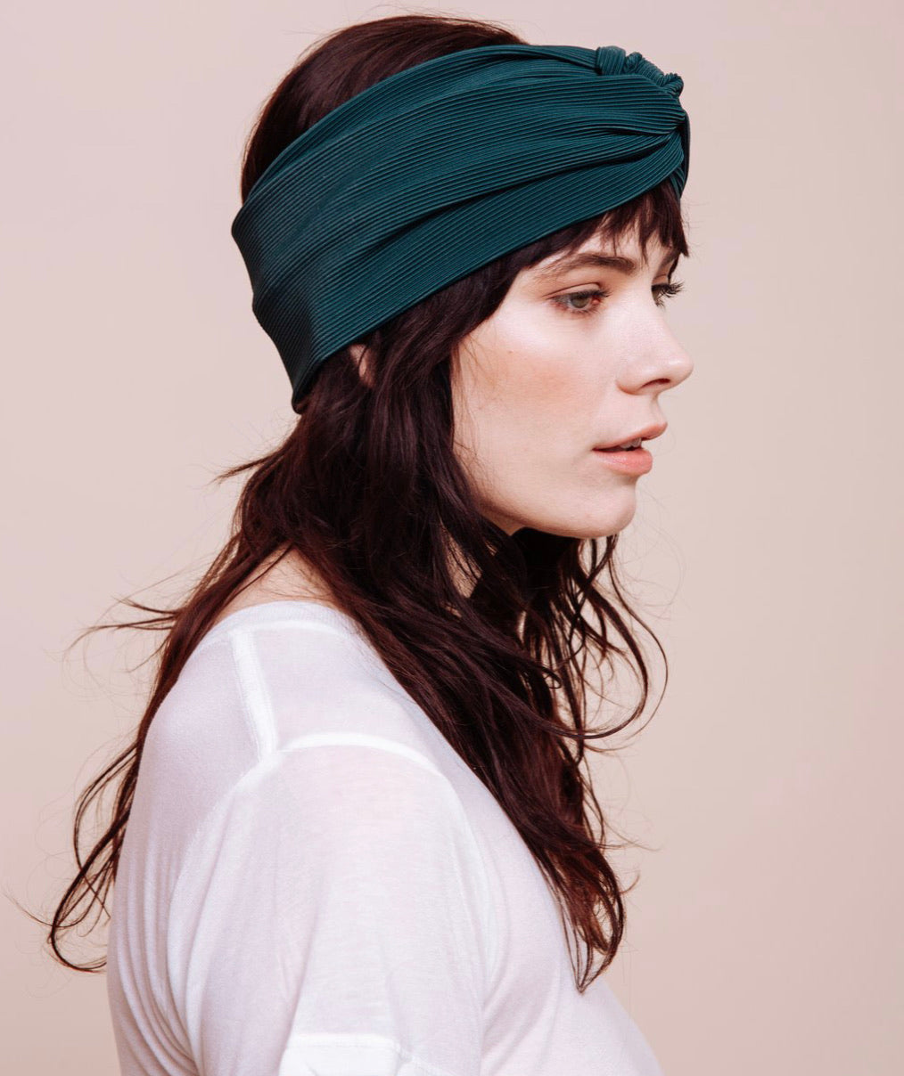 Pioneertown Ribbed Turban