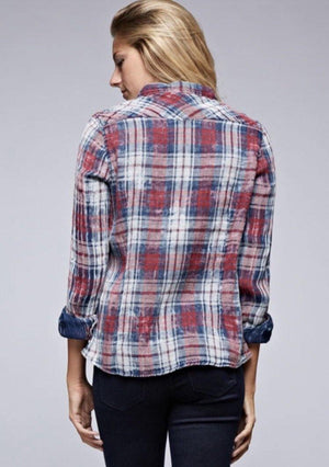 Haze Flannel