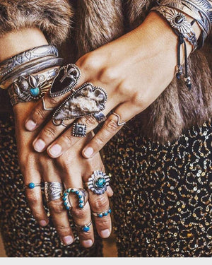 Jagger Ring (Medium) - Waylon + Willie Boutique