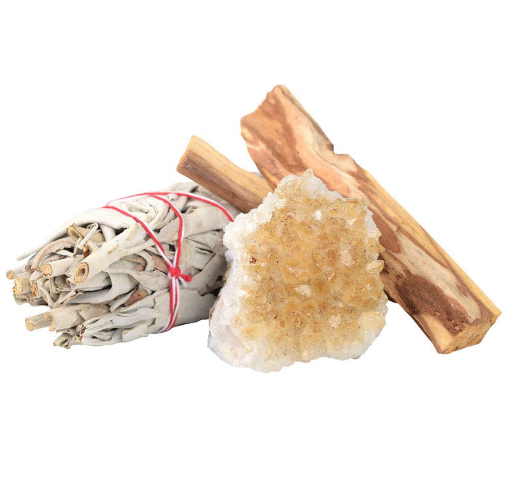 Healthy Mind Smudge Kit