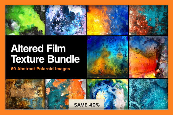 Altered Film Texture Bundle-Chroma Supply