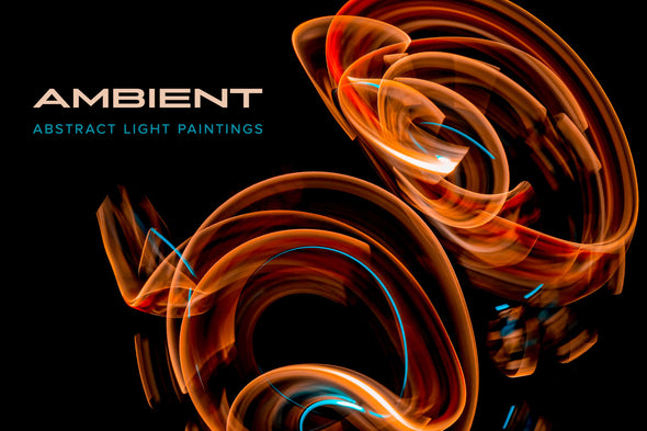 Ambient: Abstract Light Paintings-Chroma Supply